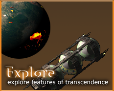Explore features of Transcendence